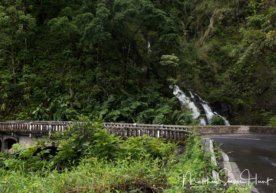 Waterfall, Road to Hana